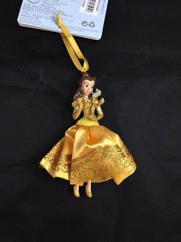 Belle (Beauty and the Beast) Princess Sketchbook Ornament