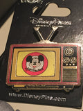Mickey Mouse Club Lenticular TV Pin