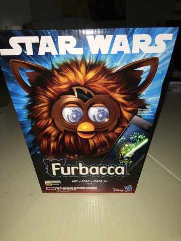 Star Wars Furbacca Interactive Toy (Furby)
