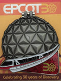 Epcot 30th Anniversary Monorail Hinged Pin