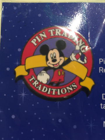 Pin Trading Traditions Pin
