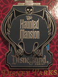 Haunted Mansion Mickey & Minnie Doombuggy Pin