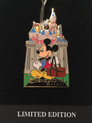 Mickey at Disneyland Resort Limited Edition Pin