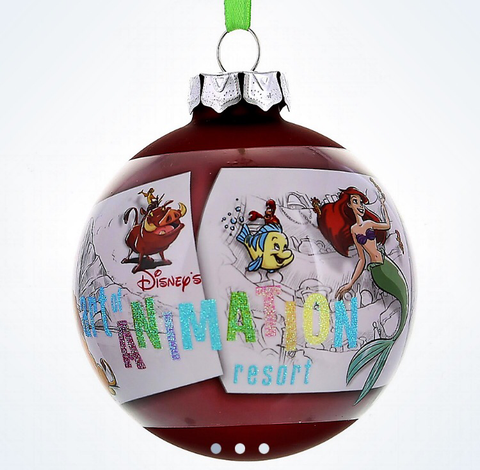 Art of Animation Resort Ornament