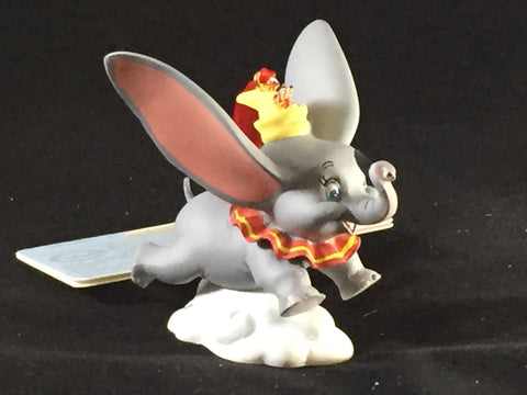 Dumbo Sketchbook Holiday Ornament