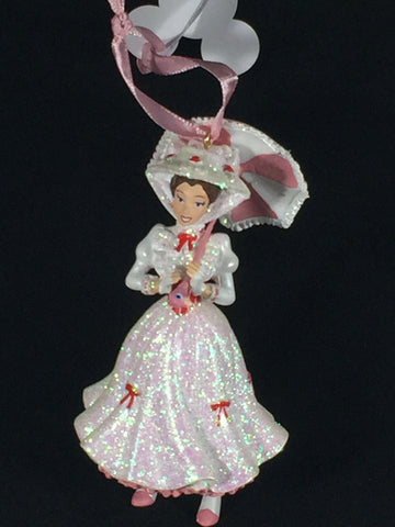 Mary Poppins Disney Parks Jolly Holiday Ornament