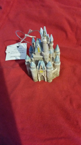 Walt Disney World Cinderella Castle Ornament