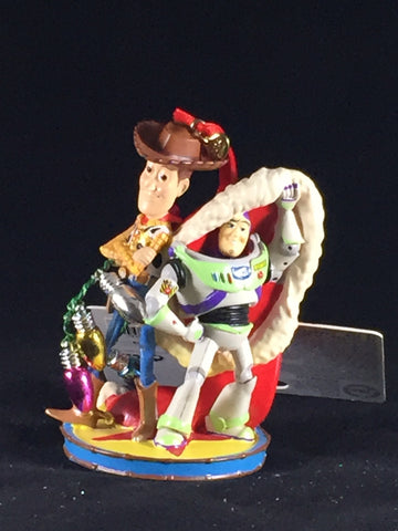 Buzz & Woody Toy Story Sketchbook (Disney Store) Holiday Ornament