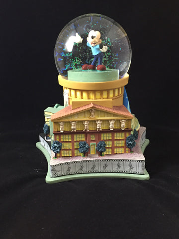 Disney Studios D23 Exclusive Snowglobe
