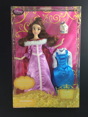 Singing Belle (Beauty and the Beast) Doll