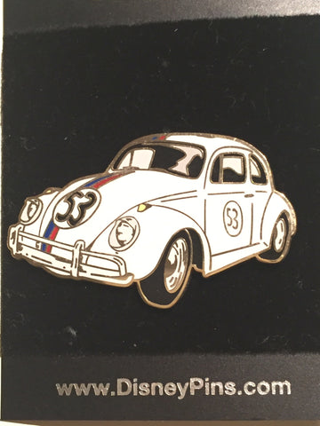 Herbie 53 Lovebug Pin