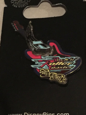Rock n Roller Coaster f/ Aerosmith Pin