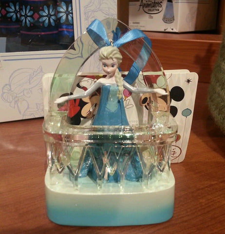 Disney's Frozen Musical Elsa Holiday Ornament (NWT)