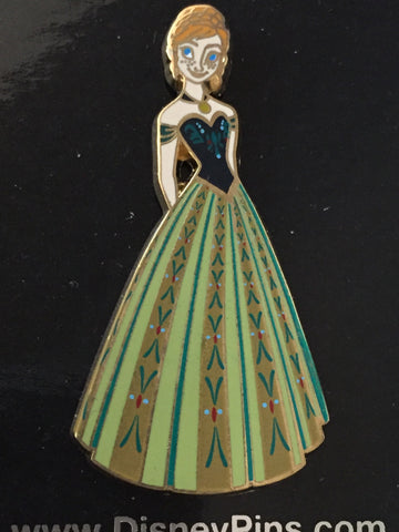 Frozen Anna Pin