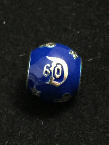 Pandora Charm Bead - Disneyland 60th Anniversary (No box)