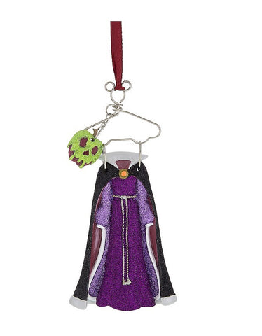 Evil Queen Costume Hanger Ornament (Disney Parks)