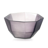 Bowl Plaza Glass Purple 27cm x 4cm - Bowls - The Bowery
