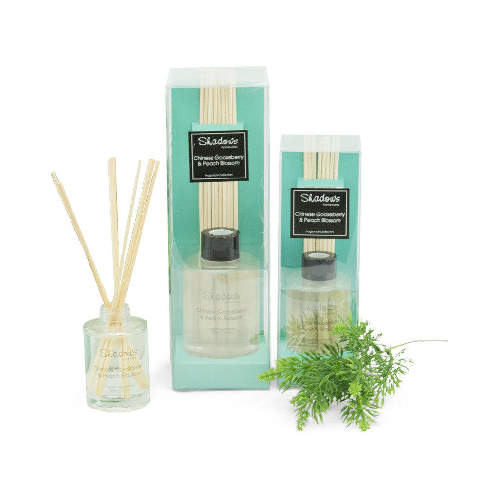 Fragrant Reed Diffuser Gooseberry & Peach, 125 ml - Diffuser - The Bowery - 2