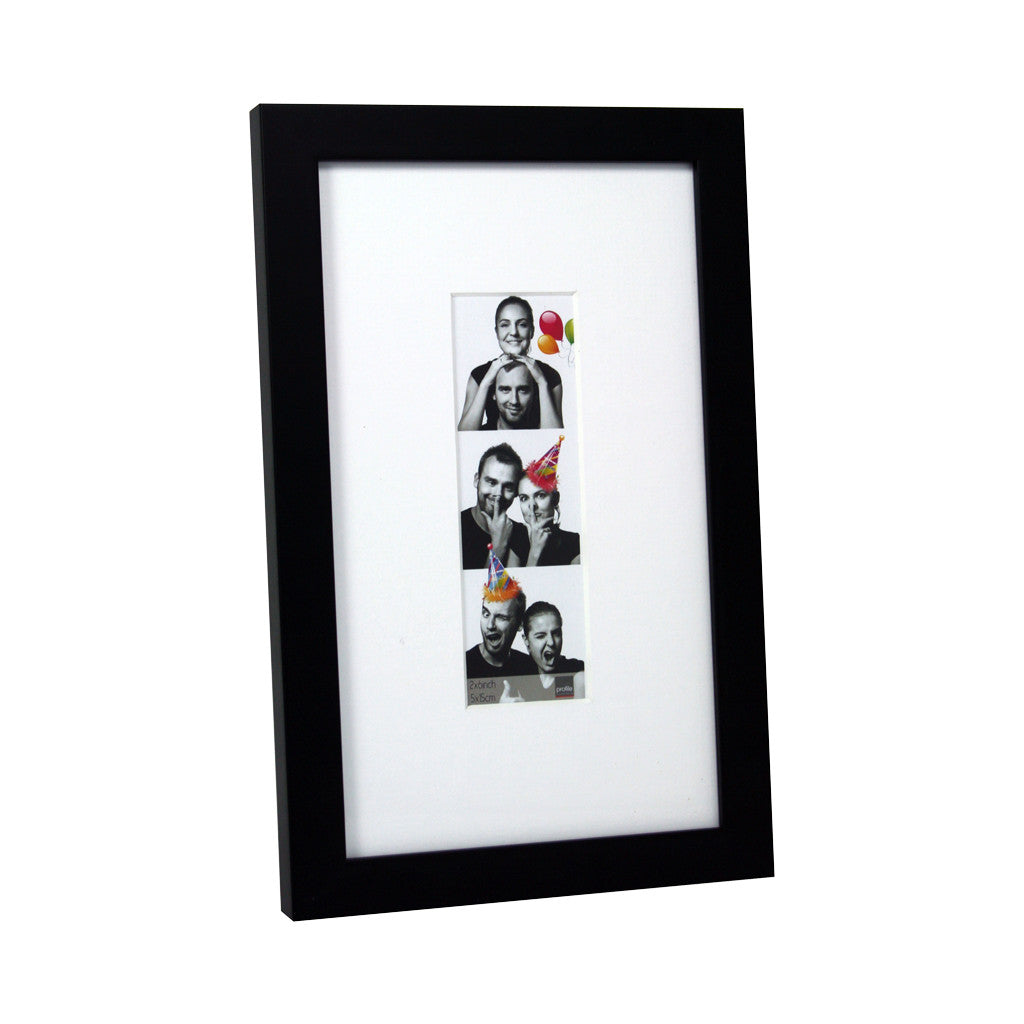 Photobooth Black Photo Frame , 15 cm x 25 cm - Photo Frame - The Bowery