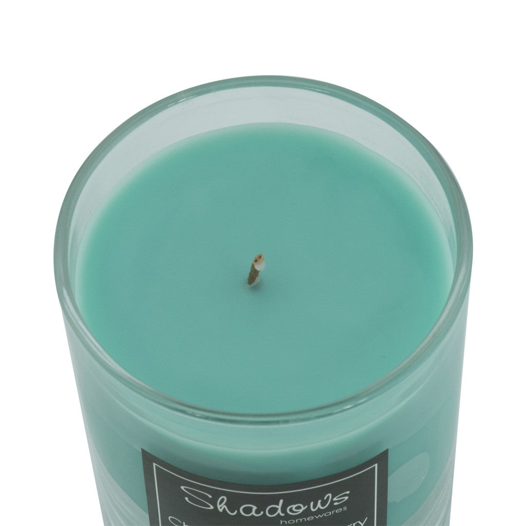 Tumbler Gooseberry & Peach Scented Candle - Wax Candles - The Bowery - 5