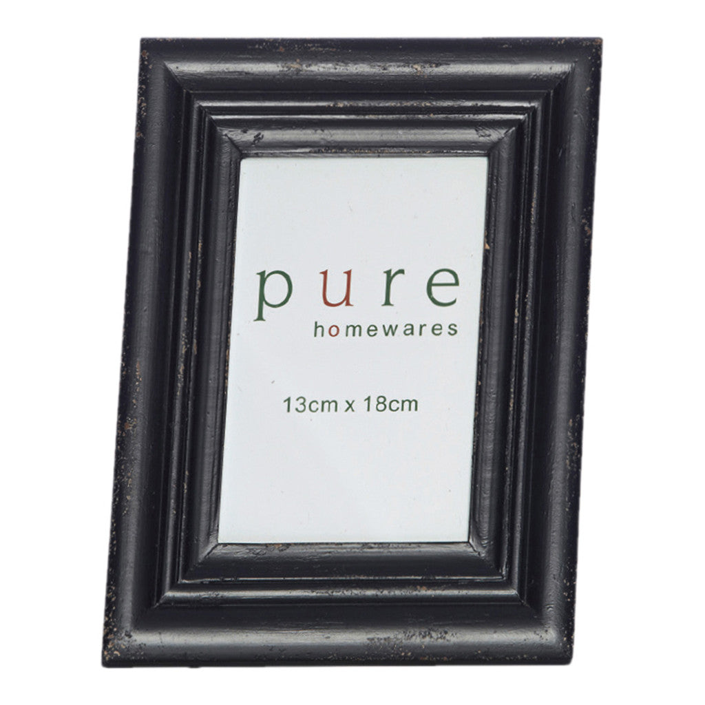 Fisher Navy Timber Frame - Photo Frame - The Bowery