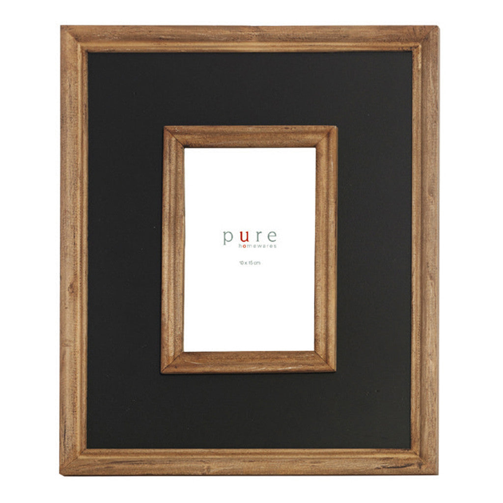 Gifford Blackboard Frame, 30 cm - Photo Frame - The Bowery