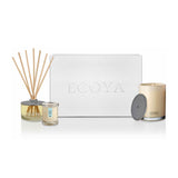 Lotus Flower Scented Large Soy Wax Candle & Diffuser Gift Box , 30 cm x 21 cm x 11 cm - Soy Wax Candles - The Bowery - 5