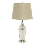 Sahara Mercury Bottle Base Table Lamp - Table Lamp - The Bowery