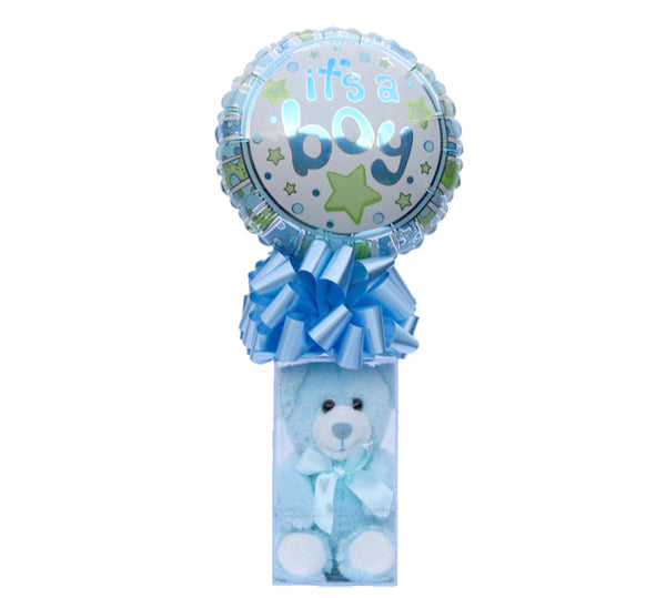 BH Baby boy gift box with Balloon