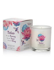 Bramble Bay Soy Candle - Believe