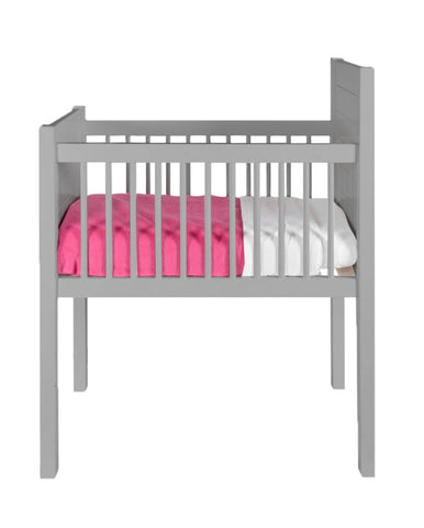 Crib Noa Light Grey