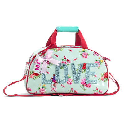 Romantic Green Bowling Bag