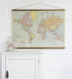Wallhanging Stanford Map