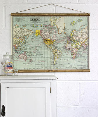 Wallhanging The World