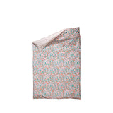 Little Flower Coral duvet cover