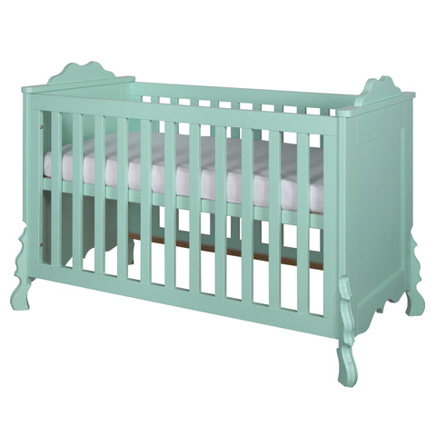 Chalk Mix Mint Green Cot