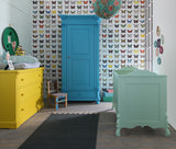 Chalk Mix Blue Wardrobe