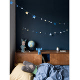 DIY Glow-In-The-Dark Garland