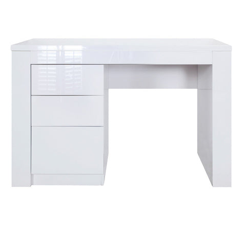 Somero Gloss White Desk
