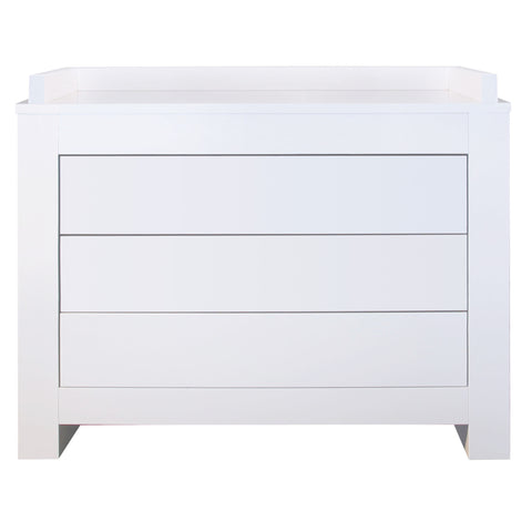 Somero Matte White Chest