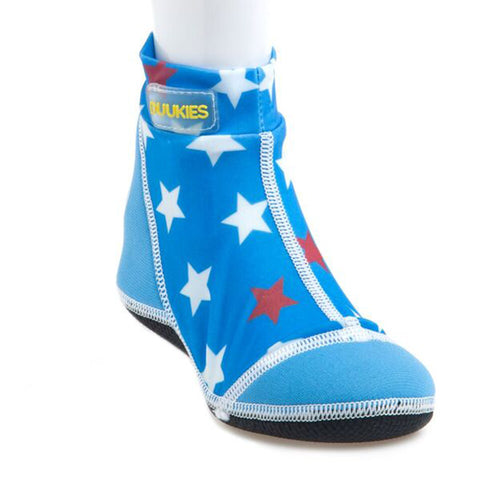 Beach Socks Blue Star (Bastie)