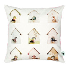 Studio Ditte Birdhouse Cushion