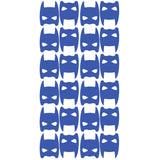 Box Stickers Blue Super Hero