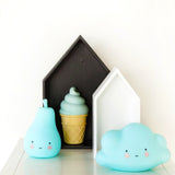 Mini Pear Light Blue