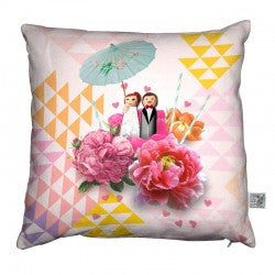 Cushion 45/45 Just Married