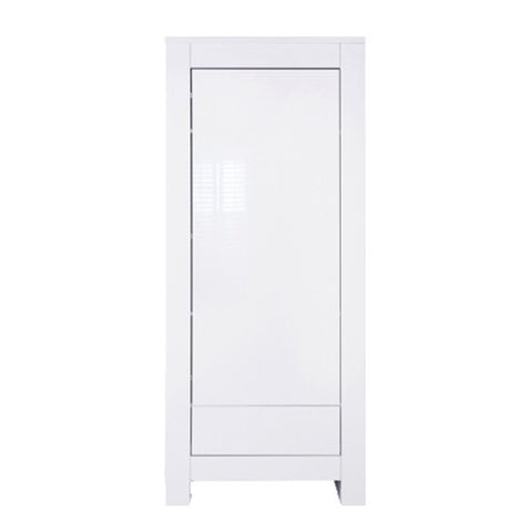 Somero Gloss White Wardrobe