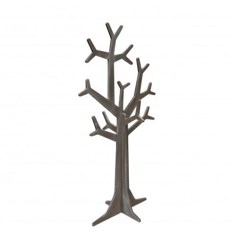 Hall stand Tree Grey Wash