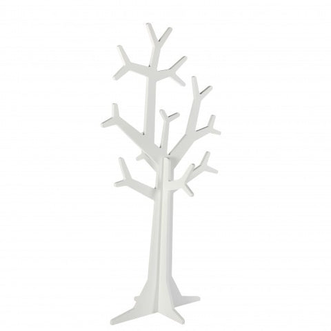 Hall stand Tree White