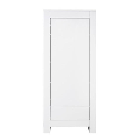 Somero Matte White Wardrobe