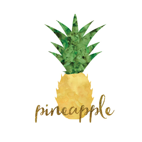 Poster A3 Pineapple